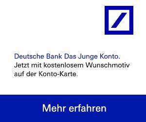 Bank Deutsche Junge Das Konto